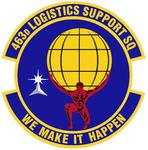 463 Logistics Support Sq (later 463 Maintenance Operations Sq) emblem.png