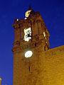 49 Campanar de l'Assumpció, des de la plaça de l'Església.jpg