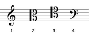Clave (notación musical)