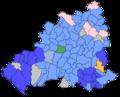 5ème circ. Vendée – 1er tour Législatives 2012 – Candidats 3ème position.png