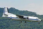 5002 Fokker 50 RoC Air Force (29133360223).jpg