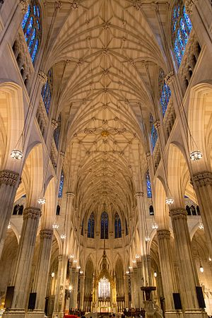 St. Patrick's Cathedral (Manhattan) - Interior
