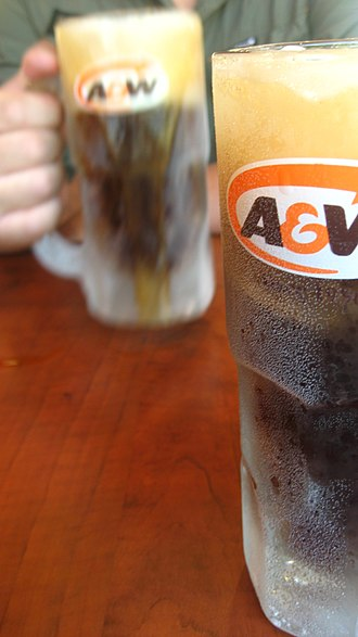 A&W (Canada) - Image: A&Wrootbeer
