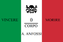 Flag of Milan