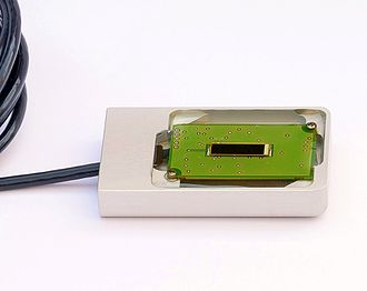 Pyranometer - Image: ABB Irradiation Sensor