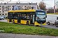 AKSM E321 electrobus in Minsk 2.jpg
