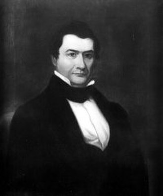 Arkansas Territory's at-large congressional district - Image: AR Sevier Ambrose