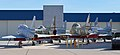 ATSI A-4 Skyhawk fleet (13994854331).jpg