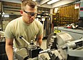 A metals technology journeyman from the 379th Expeditionary Aircraft Maintenance Squadron 130326-F-YT824-023.JPG