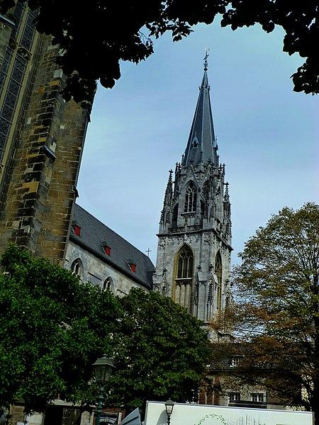 File:Aachen – kath. Kirche St. Foillan - panoramio.jpg