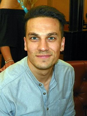 Aaron Sidwell - Sidwell in 2016