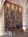 Abbaye de Royaumont - Tapisserie dans les cuisines 01.jpg