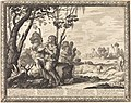 Abraham Bosse, The Prodigal Son as a Swineherd, NGA 61183.jpg