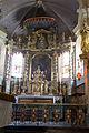 Abside de l'église Saint-Jacques d'Assyrie (Hauteluce, Savoie, France).jpg