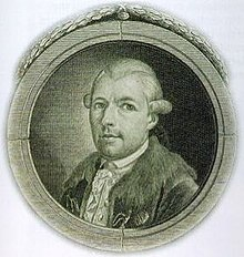 Adam Weishaupt (1748–1830), founder of the Bavarian Illuminati.