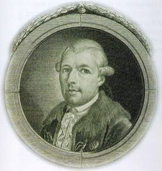 Illuminati - Adam Weishaupt (1748–1830), founder of the Bavarian Illuminati