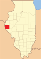 Adams County Illinois 1829.png