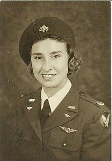 Adela Riek Scharr American aviator