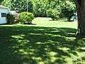 Adena Mound, lawn on northern edge.jpg