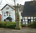 Aegidiusplatz, Votivkreuz.JPG