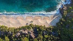 Aerial of Anse Intendance Mahe, Seychelles (38911439574)
