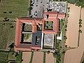 Aerial photograph of Mosteiro de Tibães 2019 (57).jpg