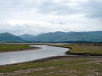 River Dysynni - Dysynni estuary