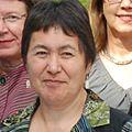 Agathe Fontain in Nordisk ministerrads moete 21. juni 2010 i Danmark.jpg