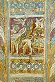 Agia Triada, sarcophagus, short side 1, limestone, frescoes, 1370-1320 BC, AMH, 145313.jpg