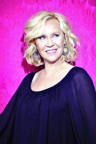 Agnetha Fältskog - Fältskog in Stockholm Pride 2013