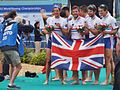 Aiguebelette 2015 - 09-05 Médaillés britanniques.JPG