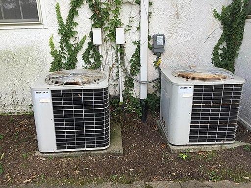 Air Conditioning Units circa 1995