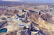 Air Force Rocket Research Laboratory - Edwards AFB