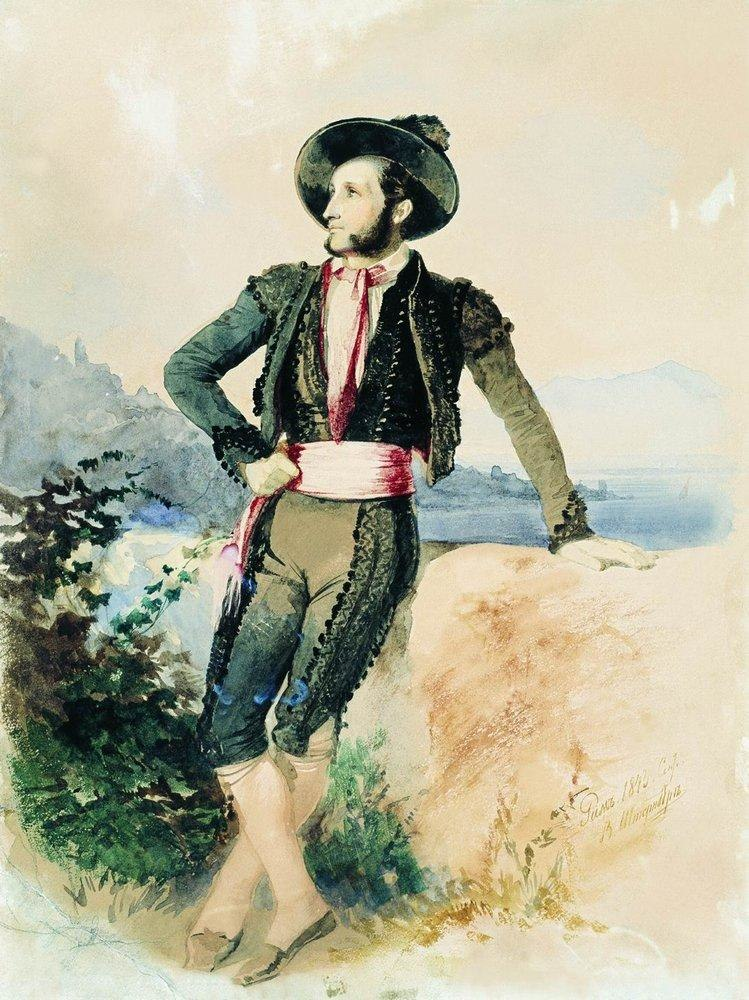 Aivazovsky Sternberg Italian