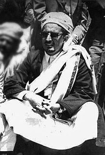 Abdullah ibn Husayn al-Ahmar Yemeni politician and tribe leader