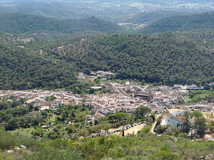 Alájar - Image: Alajar P1040907