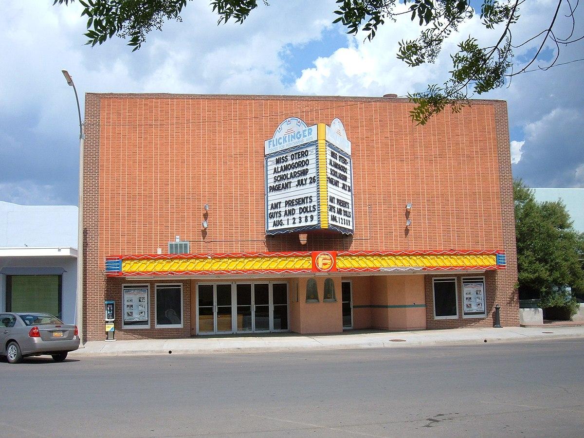 Flickinger Center for Performing Arts - Wikidata