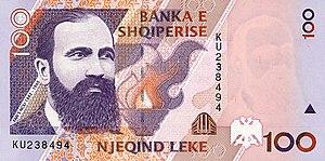 Fan S. Noli - 100 Lekë.