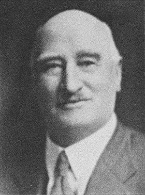 Waipawa by-election, 1930 - Image: Albert Jull