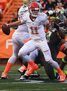 Alex Smith 2014 Pro Bowl