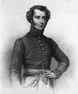 Alexander Gordon Laing - Journalist and explorer