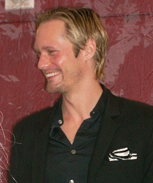 "Actor Alexander Skarsgård - ""True Blood&q..."