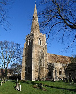 All Saint's Church Longstanton
