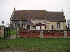 All Saints, Wrabness - geograph.org.uk - 646075.jpg