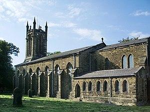 John Harper (architect) - Image: All Saints Church, Clayton le Moors geograph.org.uk 677039