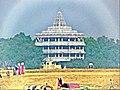 Allahabad, Triveni Sangam 16 - Shankar Viman Mandapam (38817878324).jpg
