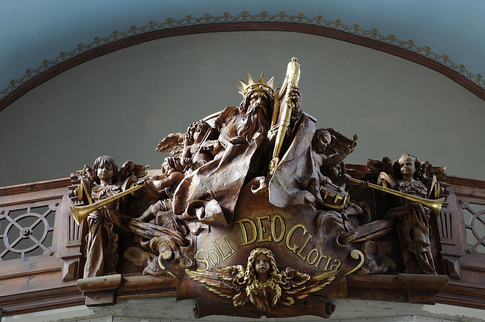 Allegorie Pfarrkirche St. Ulrich