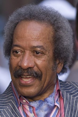 Allen Toussaint - Toussaint at the Freret Street Festival, New Orleans, 2009