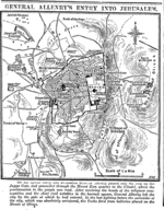 Allenby's Entry into Jerusalem, The Times, 11 Dec 1917