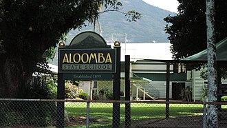 Aloomba, Queensland - Aloomba State School, 2018
